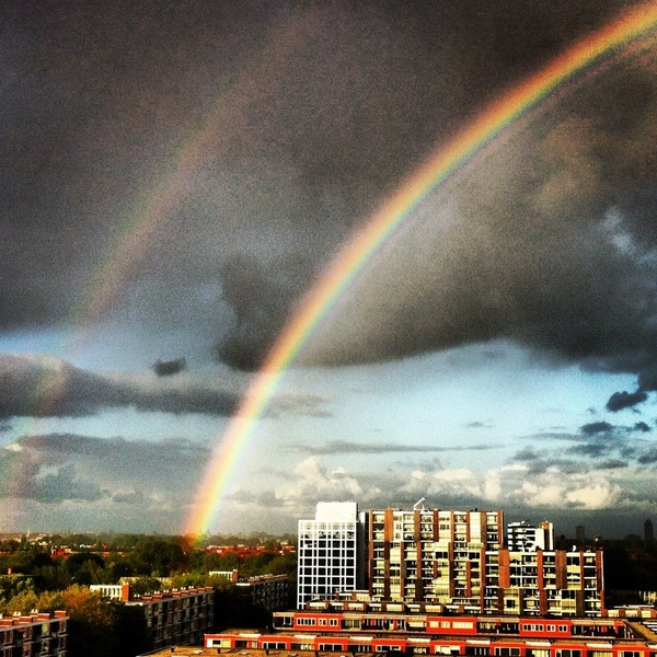 Somewhere over the rainbow #love020