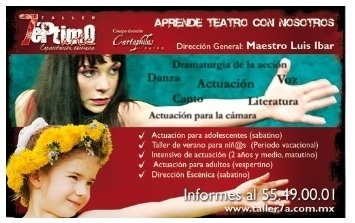 Taller de verano para nios, inicia prximo lunes