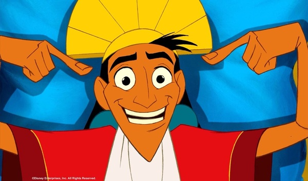 @kleinmaetschke @johnpastor @mantia He pulling a Kuzco - IT'S ALL ABOUT MEEEEEEE!