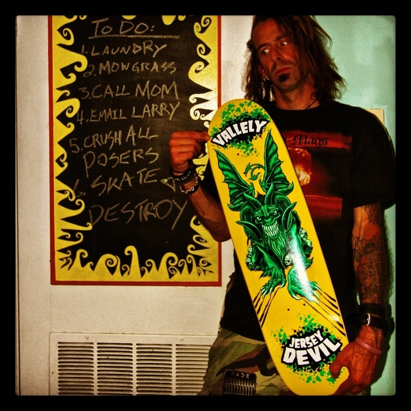 @mikevallely look what just came in the mail- it&#039;s beautiful!