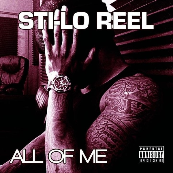 "Get that classic ""All of Me"" album from @Sti_LoReel it's now on iTunes"