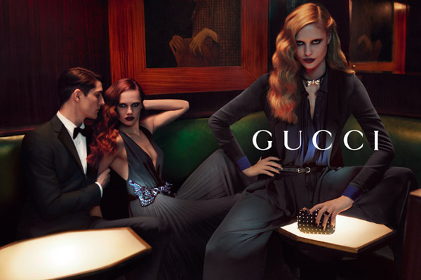 Gucci '12 Pre-Fall Campaign. Shot by Mert & Marcus