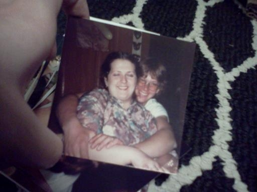And just to go super ancient  here are my parents 2 years before they had me.