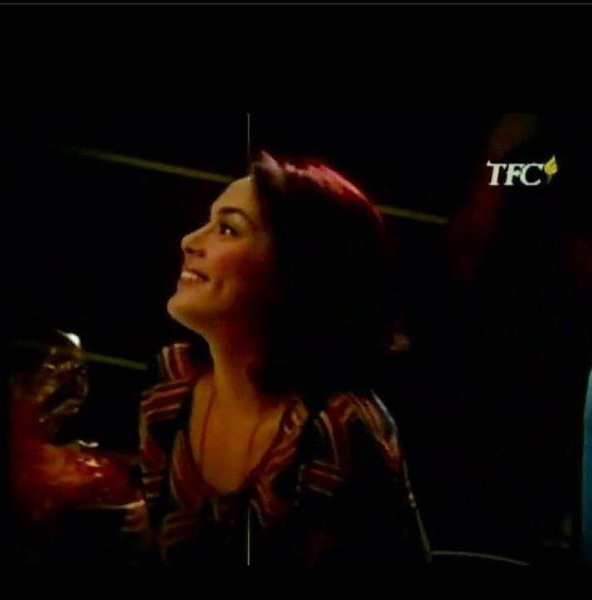 ayan kinikilig si @kc_concepcion o hehe!Take your time ,Kace. kami dito willing to wait na makilala sya.no pressure
