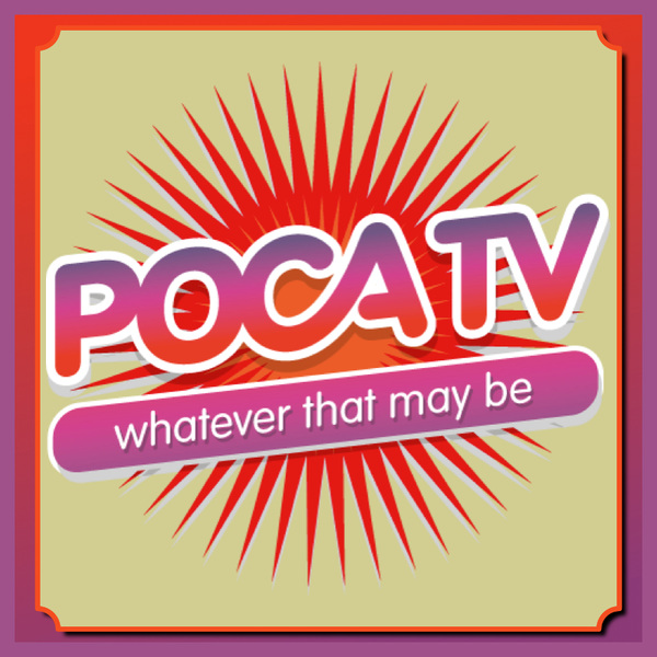 NEW LOGO!! #PocaTV... Whatever that may be...