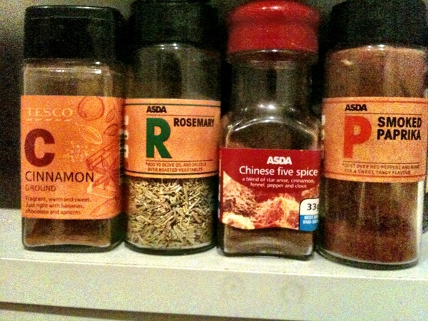 @C_Dearden Definitely, cos as spices go it's a bit...