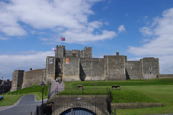 Dover Castle 13th May 2012