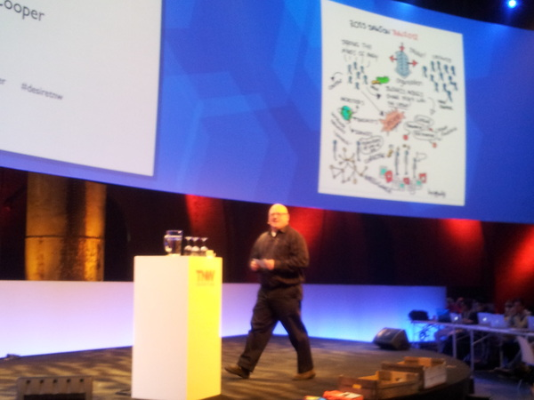 #TNWho? @MrAlanCooper is the last but not least speaker at TNW2012!!!