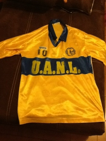 En subasta una de las joyas para los #tigres #futbol #mty #jerseys 