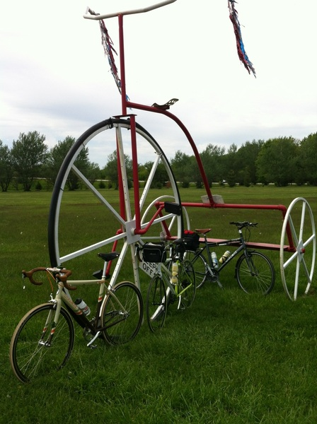 A real trike! Location: http://j.mp/JDBbBO