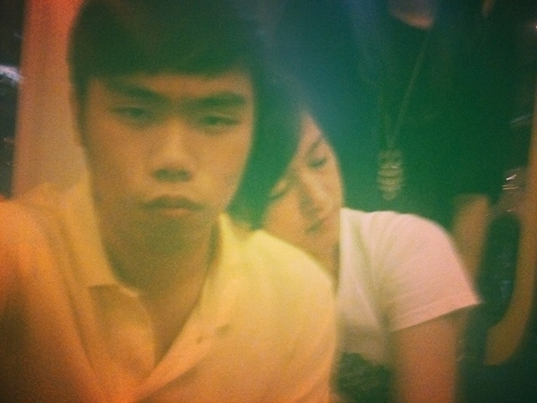 RT @mckymike @DannyTjong i edit this photo for you..hahahaha.. Uptown grill