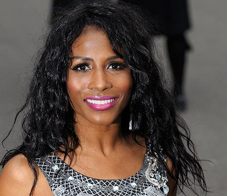 Sinitta: wildcard. Not quite an x-factor judge, but involved somehow. J!