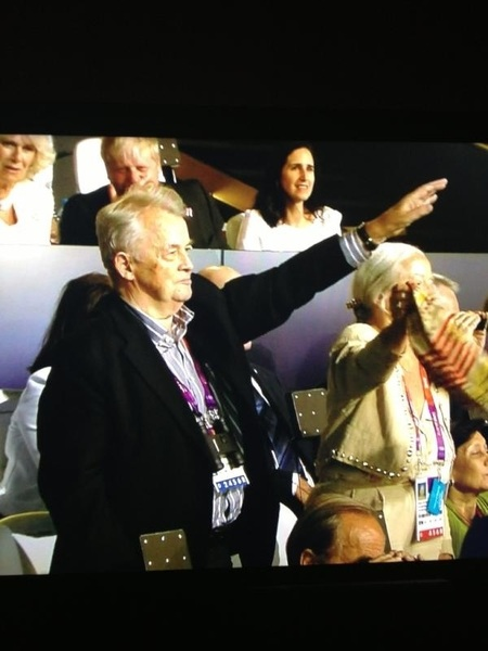 Zieg FAIL! #london2012