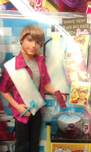 Just at toys R us buying myself a toy @derekhough hurry guys while product lasts