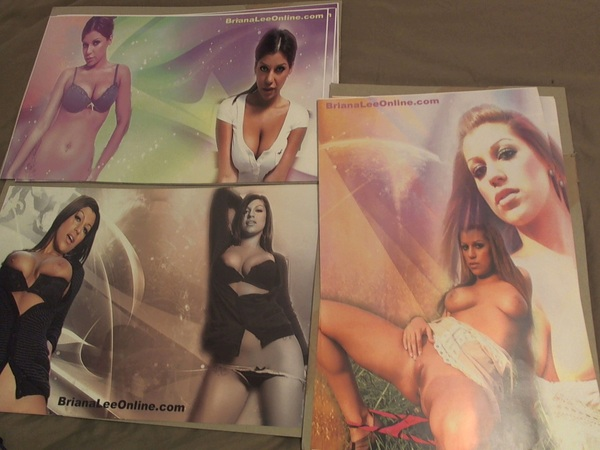Posters of me for sale. Full nude, topless & non nude... u likey?