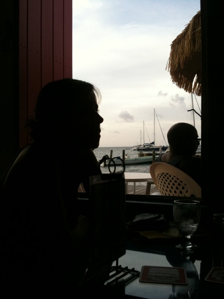 Location: http://j.mp/9F7QcF Angry Nates in Christiansted w/ @alewin. #vacation