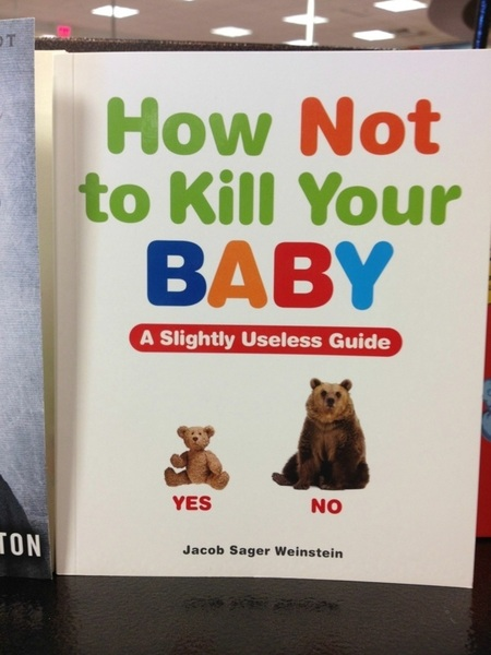 Who says there&#039;s no guide to parenting?