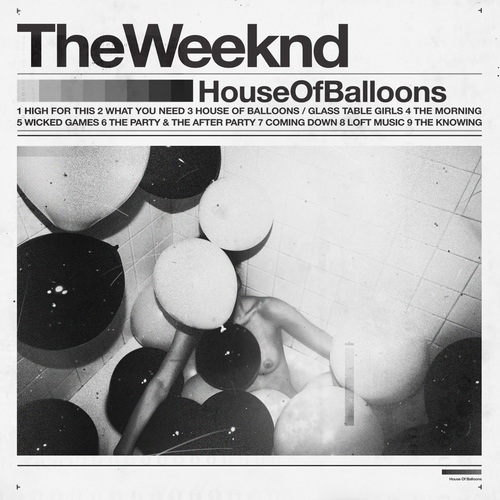♬ What You Need; The Weeknd