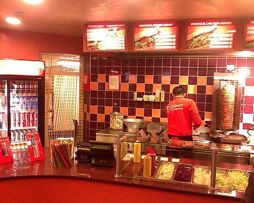 Even een turkse pizza bij de donner company op den haag hs for Turkse reisbureau den haag