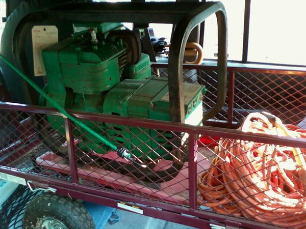 5hp Gas Generator