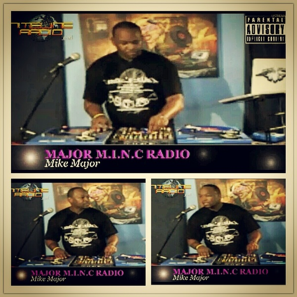 S/O to @DJMikeMajor Thanks for the Much #Love and #Support. #HipHop #Official @nitelineradio #PrimeTime #poetikempire