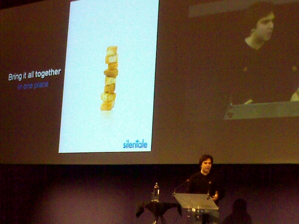 16th startup: Silentale, bring together all the different communication streams