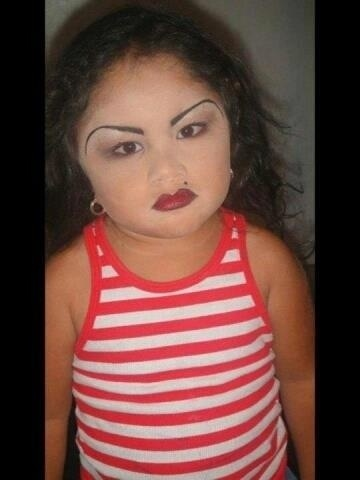 Honey Boo Boo Chola! #sowrong