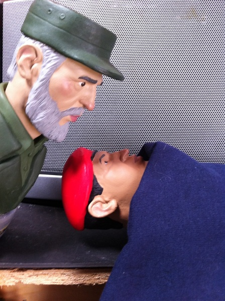 """Chávez, I want you to get some rest before you think about partying! Nighty night, sleep tight, mi amigo!"""