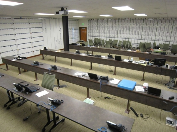 A look inside the Seahawks&#039; draft room on the eve of the 2011 #NFL #Draft