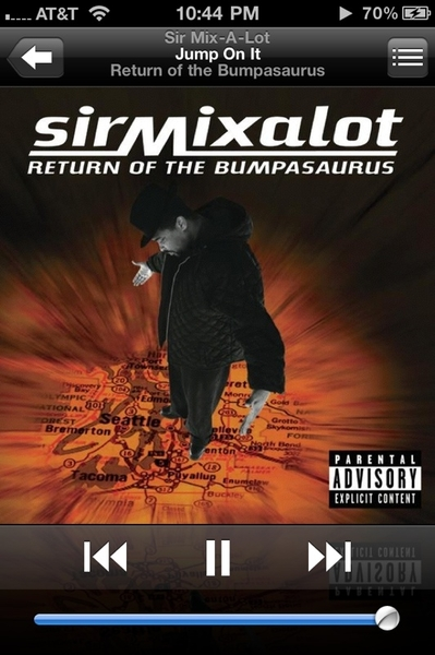 @infamousgeezy But it has to be the Sir Mix-A-Lot version