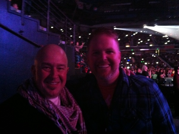 With @mercyme 's @BartMillard !
