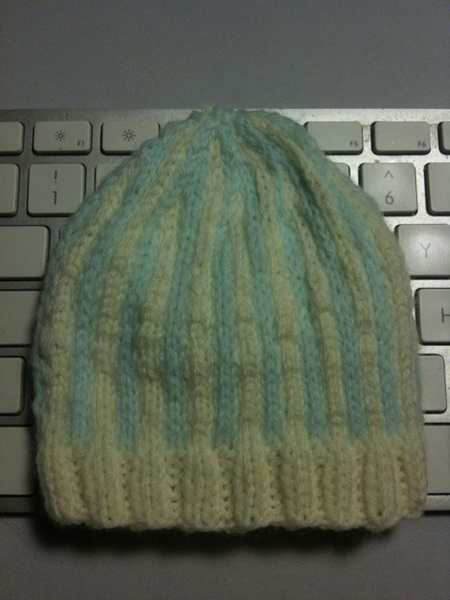 Another preemie hat