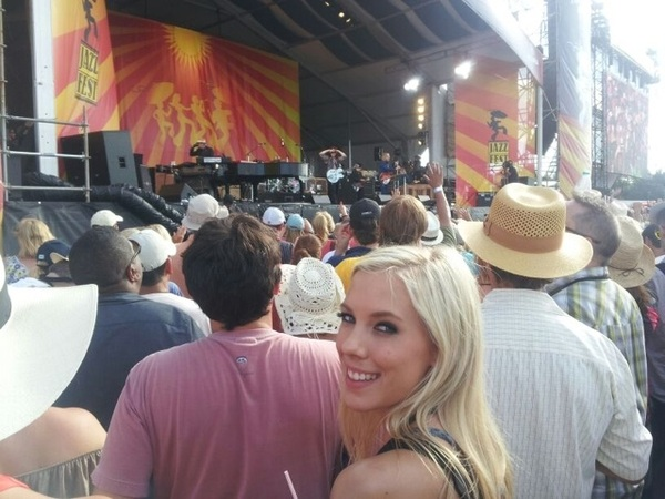 Trying to get close to Tom Petty <3