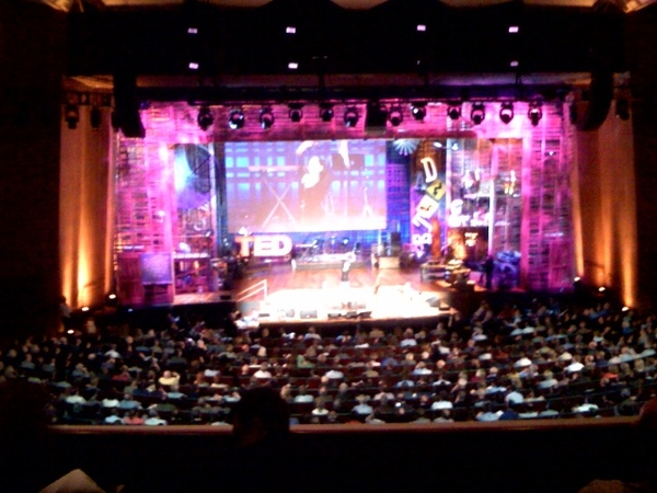 Sarah Silverman is being too honest :-) #ted