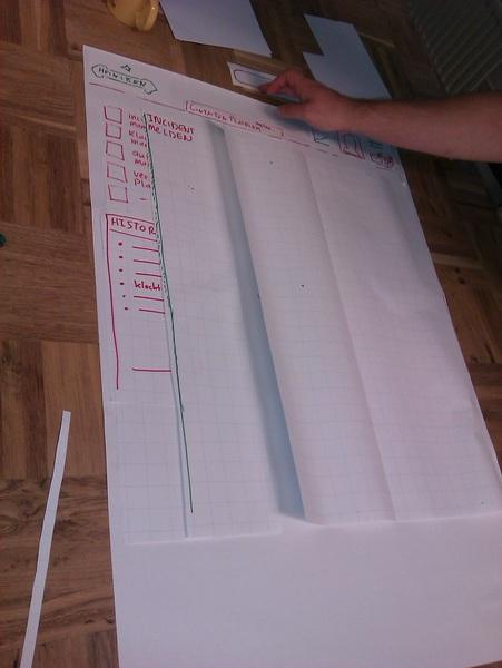 Usability testen van een paper demo