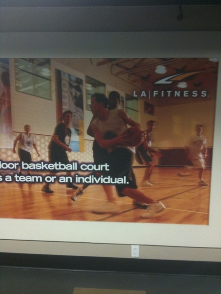 @LAFitnessIntLLC Won 2 week pass @ Seattle LA Fitness signature club, ty! #sportstechnology!