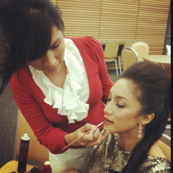 Make up by @sheilamohd for charity dinner at BCCK @iamZianaZain