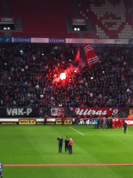 Jong #FcTwente landskampioen!!