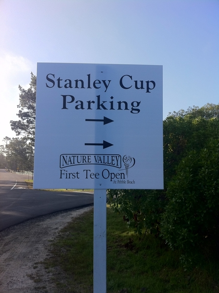 And the Stanley