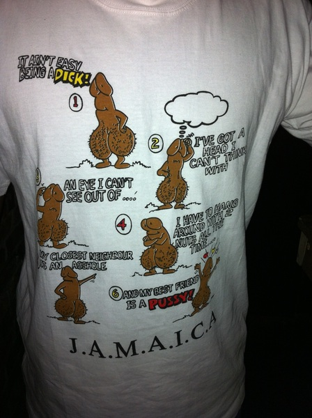 Smh.. Read @MrMtown shirt maneee.. --->>