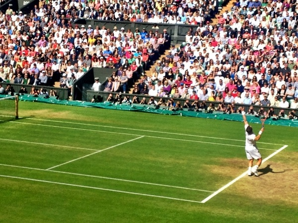 Come on Murray !!