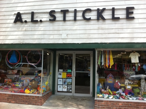 A 5 and dime store.   I know no other surviving.   Stickle.  In Rhinebeck ny.