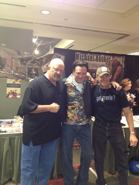 @Michael_Rooker  BTW, did you get pic of U, Towles and Madsen?