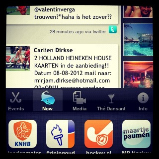 Zo hoort het toch? #hockey #apps  #ziningoud