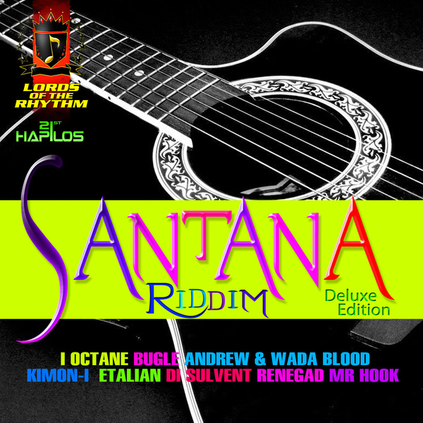 SANTANA RIDDIM - #ITUNES 7/26/12 OCTANE BUGLE THE BLOODS & MORE @lordzoftherhythm