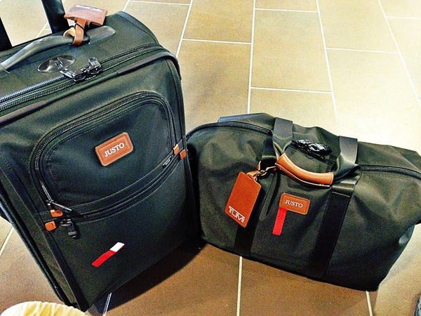 Went and came back with my TUMI carry-ons to Puerto Rico and back to NYC :) @tumitravel