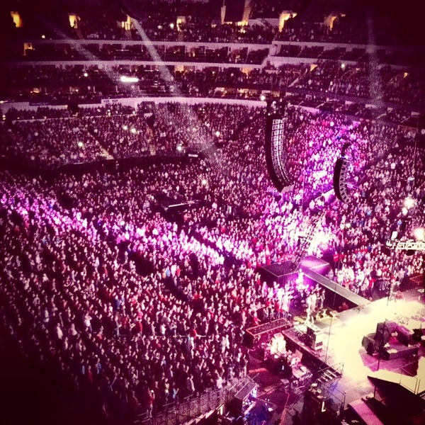 BOOM!!! Dallas @theroadshow #mm #RWRS