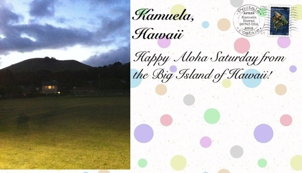 Happy #Aloha Saturday #Kamuela #Hawaii #in
