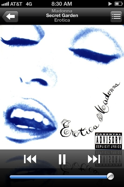 #NP &quot;Secret Garden&quot; by QUEEN #Madonna  