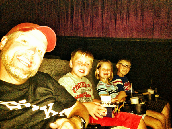 Yup 10pm avengers. I just paid a lot of money for them to fall asleep.
